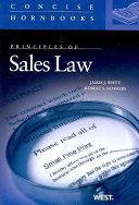 Principles of Sales Law