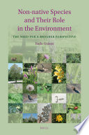 Non native Species and Their Role in the Environment