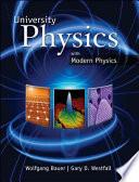 University Physics  Wolfgang Bauer   Gory D  Westfall  2011