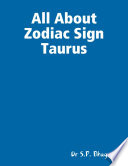 All About Zodiac Sign Taurus