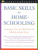 Basic Skills for Homeschooling