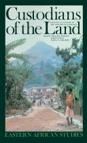 Custodians of the Land Between Environment And Rural Culture Politics And