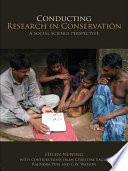Conducting Research in Conservation
