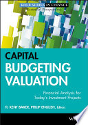 Capital Budgeting Valuation