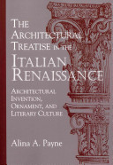 The Architectural Treatise in the Italian Renaissance