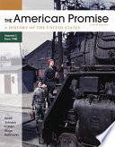 The American Promise  Volume C