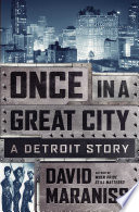 Once in a Great City Book Cover