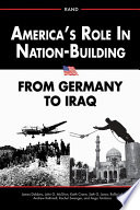 America s Role in Nation Building