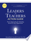 Leaders as Teachers Action Guide