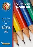 No Nonsense English 8-9 Years