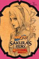 Naruto: Sakura's Story Book Cover