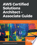 Aws Certified Solutions Architect Associate Guide