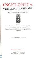 Enciclopedia universal ilustrada europeo americana