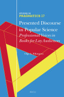 Presented Discourse in Popular Science