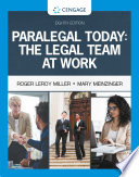 Paralegal Today The Legal Team At Work