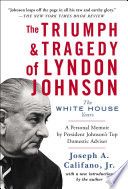 The Triumph   Tragedy of Lyndon Johnson