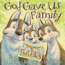 God Gave Us Family Book