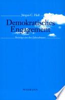 Demokratisches Engagement