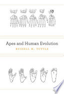 Apes and Human Evolution Book PDF