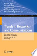 Trends in Network and Communications