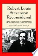 Robert Louis Stevenson Reconsidered book