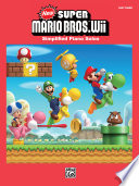 New Super Mario Bros  Wii for Easy Piano