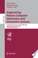 Engineering Human Computer Interaction and Interactive Systems