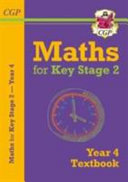 New KS2 Maths Textbook   Year 4