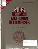 Acquired Immune Deficiency Syndrome Research And Human Retroviruses