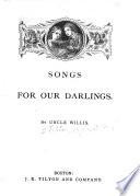 Songs for Our Darlings