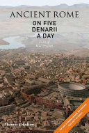 Ancient Rome on five denarii a day
