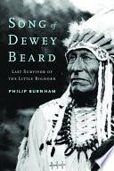 Song of Dewey Beard Book PDF