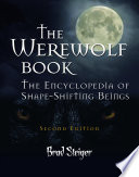 The Werewolf Book Emerges To Stalk The Unsuspecting From