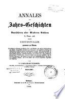 Annales oder Jahrs-Geschichten der Baarfüseren oder Minderen Brüder S. Franc. ord., insgemein Conventualen genannt, zu Thann. In welchem der ursprung und ansang, auf