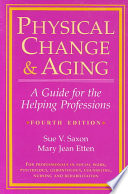 Physical Change and Aging