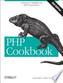 PHP Cookbook