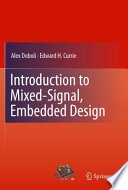 Introduction to Mixed Signal  Embedded Design