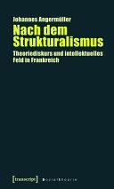 Nach dem Strukturalismus