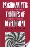Psychoanalytic Theories of Development
