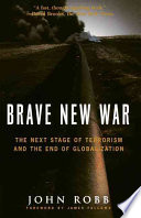 Brave New War by John Robb/