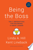 Being The Boss With A New Preface