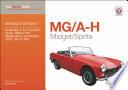 MG A H Midget Sprite