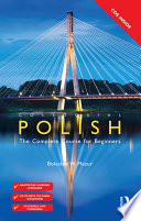 Colloquial Polish  eBook And MP3 Pack