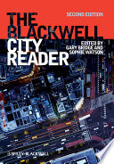 The Blackwell City Reader book