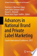Advances in National Brand and Private Label Marketing And Private Label Marketing