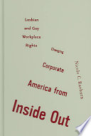 Changing Corporate America From Inside Out