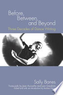 Before  Between  and Beyond