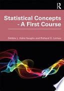 Statistical Concepts A First Course