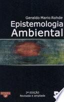 Epistemologia Ambiental