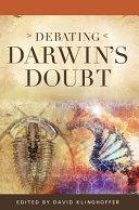 Debating Darwin s Doubt